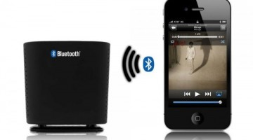 How to connect a phone to a Bluetooth speaker