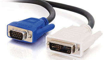 dvi to vga cable for tv