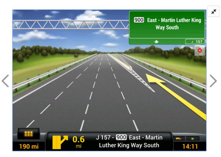 copilot truck gps app for android free trial