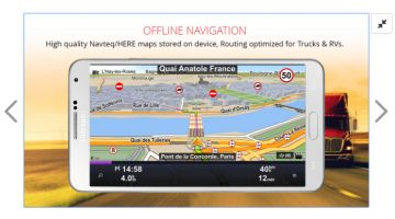 Best Truck Navigation Android Apps in 2016