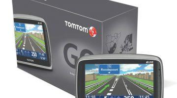 TomTom Go 750 update map for free – guide