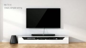 Xiaomi brings thinnest Led TV yet