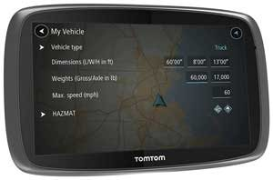 tomtom truck gsp cheap and free truck maps