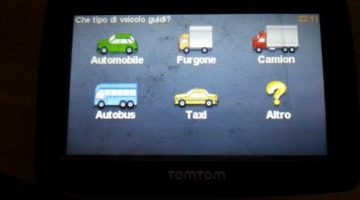 How to install truck software and maps on TomTom XL