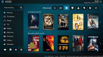 How to play movies on your TV using Chromecast and Kodi