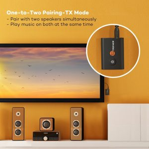 bluetooth adapter tv to soundbar