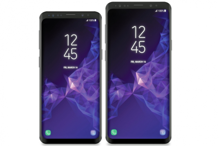 galaxy s9 s9 plus official photo